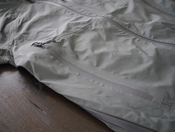 Side Hand Pockets Mens Beyond Clothing K6 Arx Rain Jacket