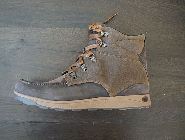 Side Mens Chaco Teton Boots