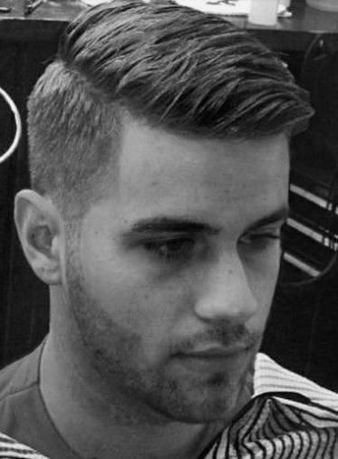 Side Part Hairstyles Men