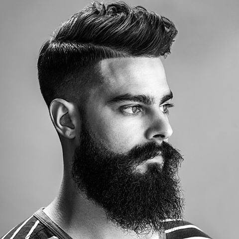 Side Part Medium Hair Length Styles For Men