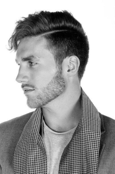 Side Part Men's Hairstyles