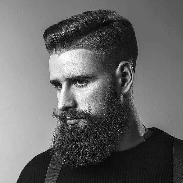 Astonishing 60 Old School Haircuts For Men Polished Styles Of The Past Short Hairstyles For Black Women Fulllsitofus