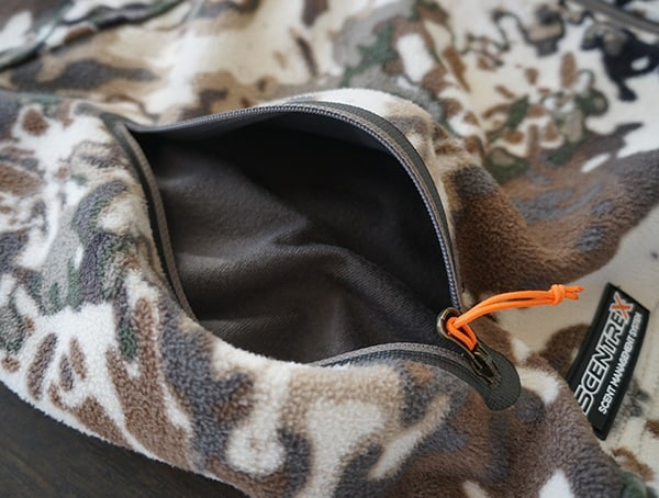 Side Pockets Walls Pro Series Xelerator Hunting Jacket