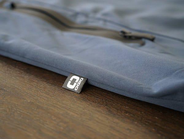 Side Tag Detail Ogio All Elements Strech Wind Jacket
