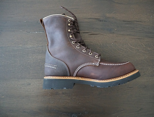 Side Thorogood 1957 Series Flyway Mens Hunting Boot