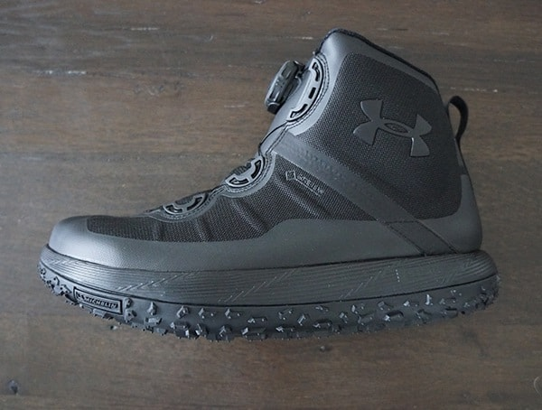 Side Under Armour Fat Tire Gore Tex Guys Hiking Boot