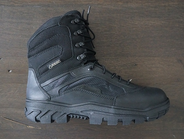 Side View 8 Inch Tactical Boots Thorogood Veracity Gtx