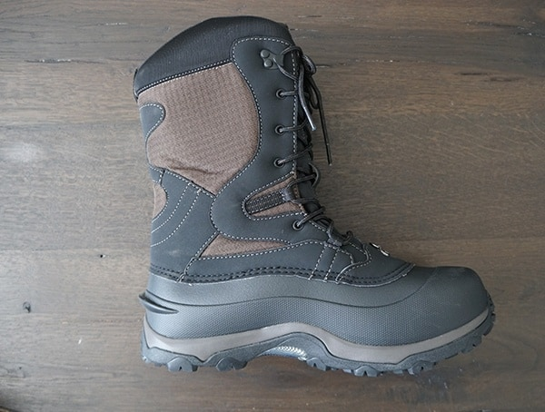 Side View Baffin Summit Boots For Men