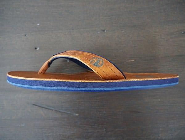 Side View Mens Hari Mari X Nokona Sandals