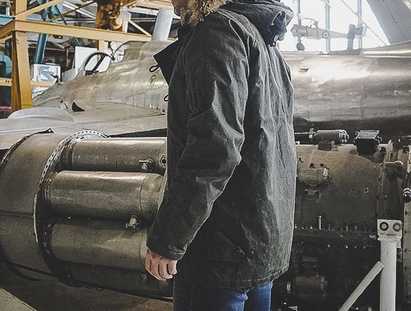 Side View Mens Waxed Cotton Parka Cockpit Usa Mountain Ranger Reviews