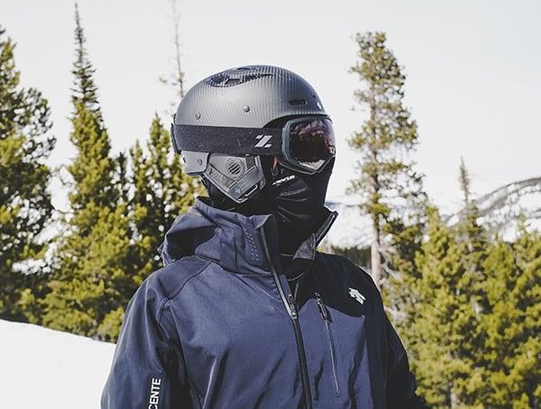 Side View Sweet Protection Grimnir Ii Te Mips Helmet Review