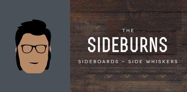 Sideburns Beard Styles