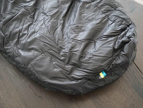 Sierra Designs Nitro 800 20 Degree Sleeping Bag Bottom
