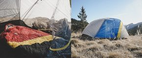 Sierra Designs – Nitro 800 20 Degree Sleeping Bag And Sweet Suite 3 Tent Review