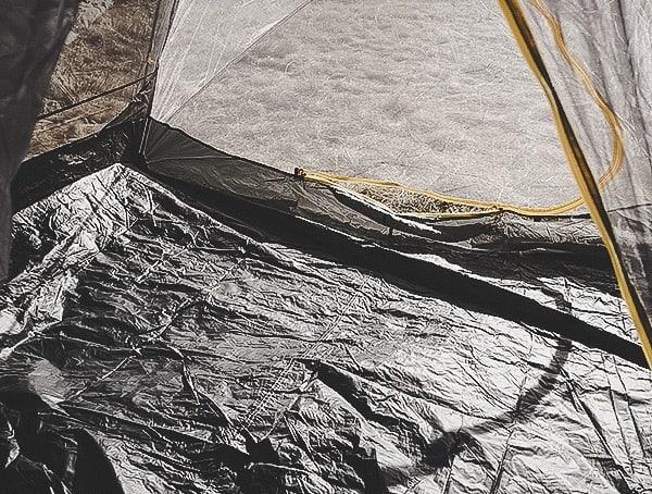 Sierra Designs Sweet Suite 3 Tent Review Floor