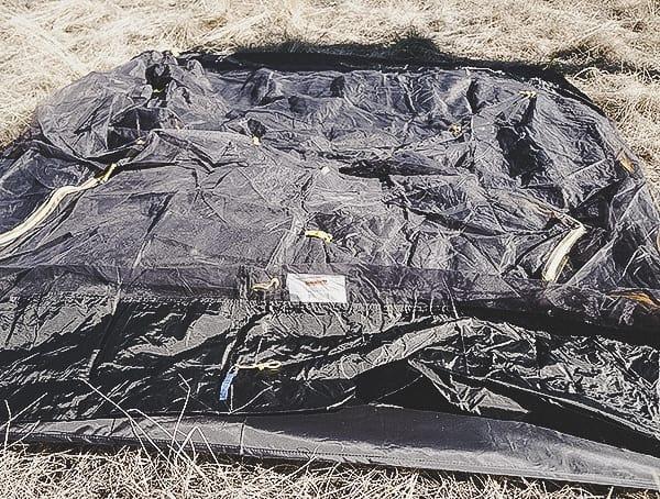 Sierra Designs Sweet Suite 3 Tent Setup Main