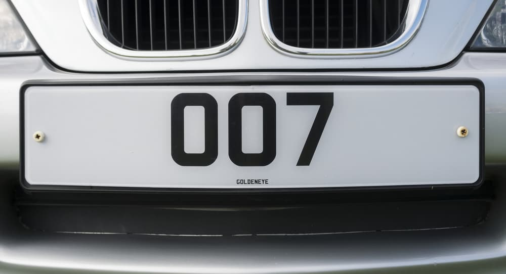 The 10 Most Iconic James Bond Cars