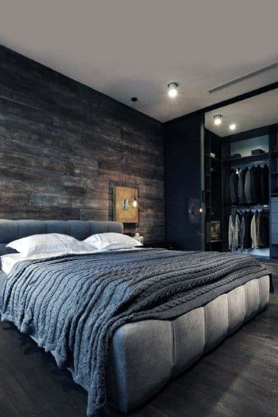 Silver Grey Bedroom Ideas