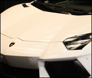 The New 2012 Lamborghini Aventador LP 700-4 Super Car