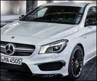 Racing-Derived 2014 Mercedes-Benz CLA 45 AMG