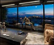 Bachelor Pad Ideas and Designs
