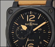 Bell & Ross Men's BR03-94 Watch