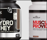 The Best Whey Protein Powder For Men
