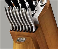 Chicago Cutlery Fusion Knife Set
