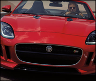The New 2013 Jaguar F-Type And F-Type S Sports Car