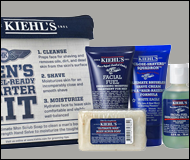 Kiehl's Men's Grooming Starter Kit