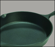 Lodge Logic Pre-Seasoned Skillet