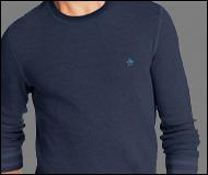 Men's Original Penguin Rev Waffle Shirt