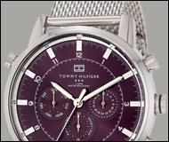 Men's Tommy Hilfiger Sport Luxury Watch