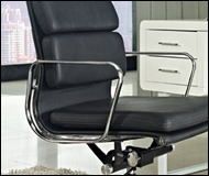 Lexington Modern Leather Office Chair