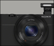Sony DSC-RX100 20.2 MP Digital Camera