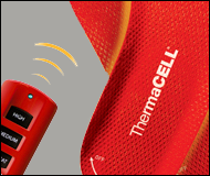 ThermaCell Heated Insoles Keep Your Feet Warm Wirelessly