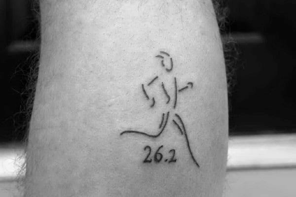Simple 26 2 Tattoo Small Guys Ideas