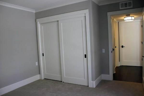 Simple Alternative To Closet Door Ideas
