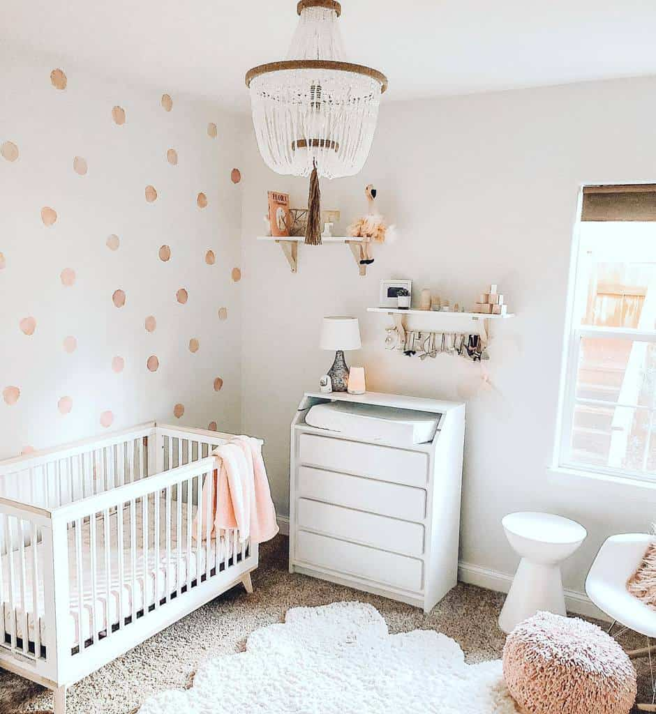 simple and light colored bedroom wallpaper ideas california_belles