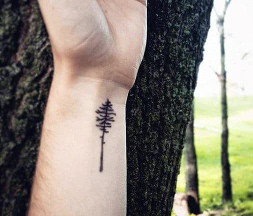 Top 63 Small Simple Tattoos For Men 2020 Inspiration Guide