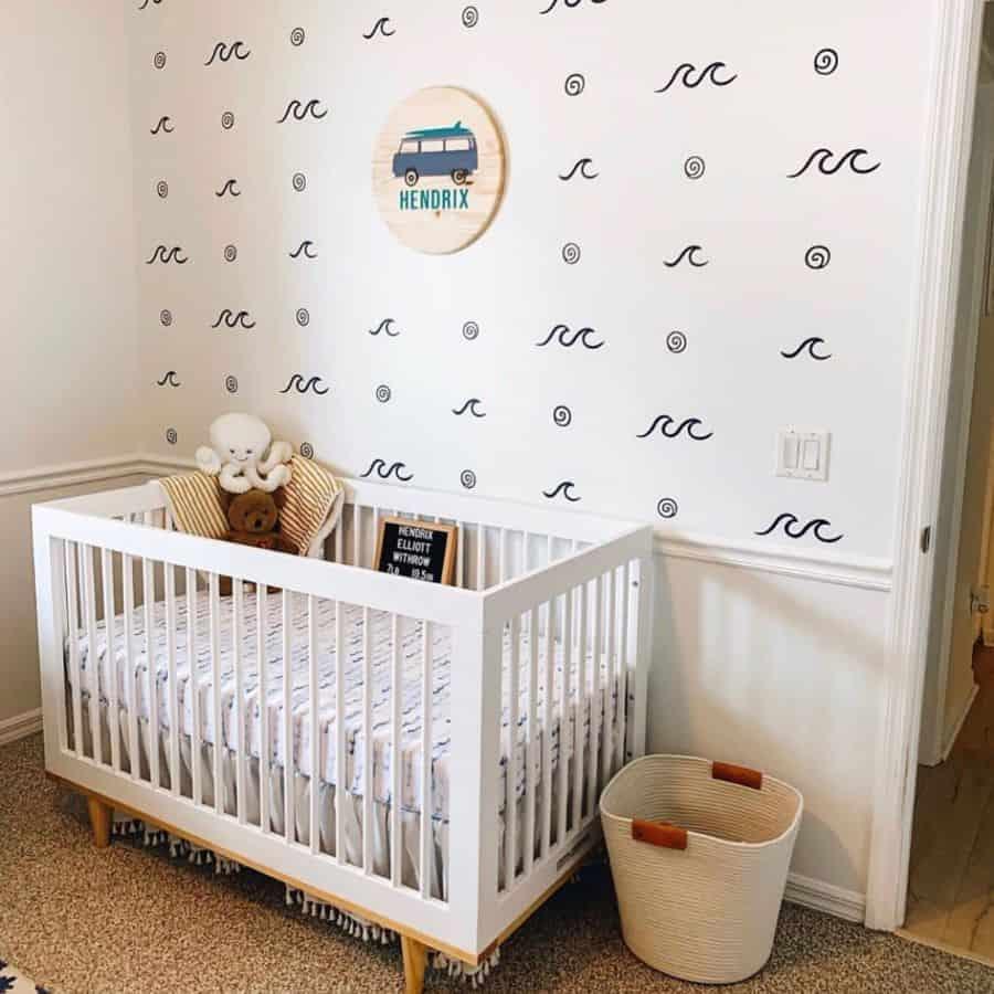 Simple Baby Room Ideas Ashandoliveco