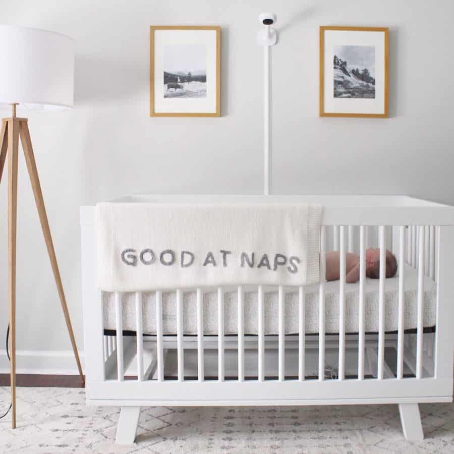 Simple Baby Room Ideas Elizabeth.miller.loves