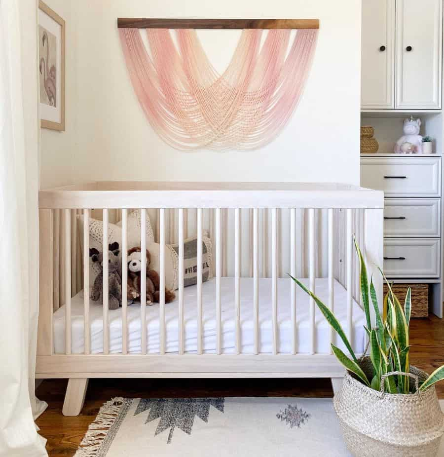Simple Baby Room Ideas Leloboho