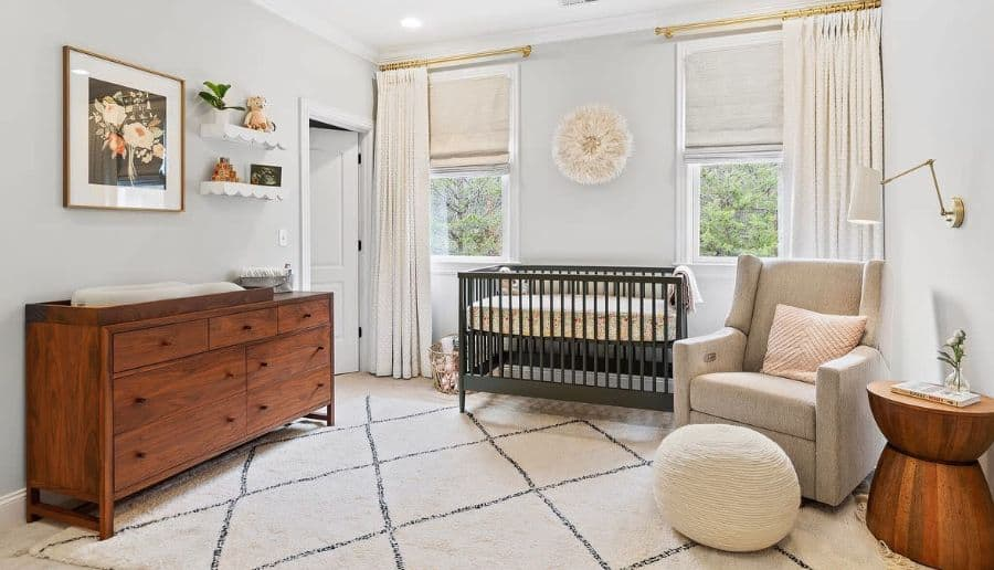 Simple Baby Room Ideas Southerlyabodeinteriors