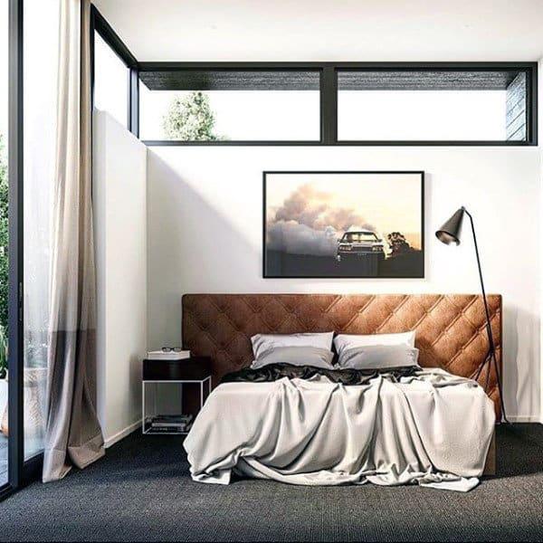 Simple Bedroom Decor For Men