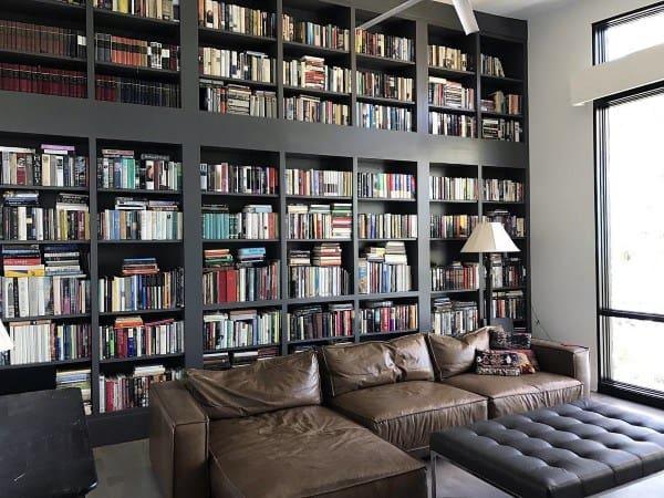 Simple Bookshelf Ideas
