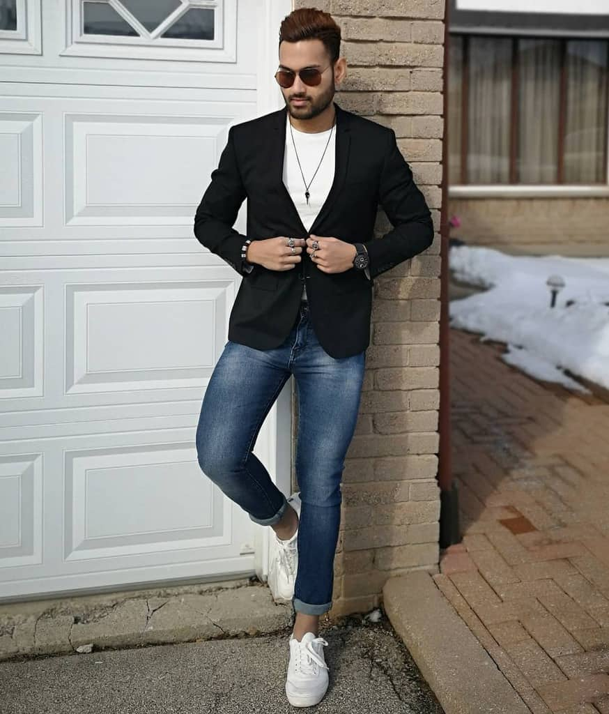 Simple Elegant Mens Wear