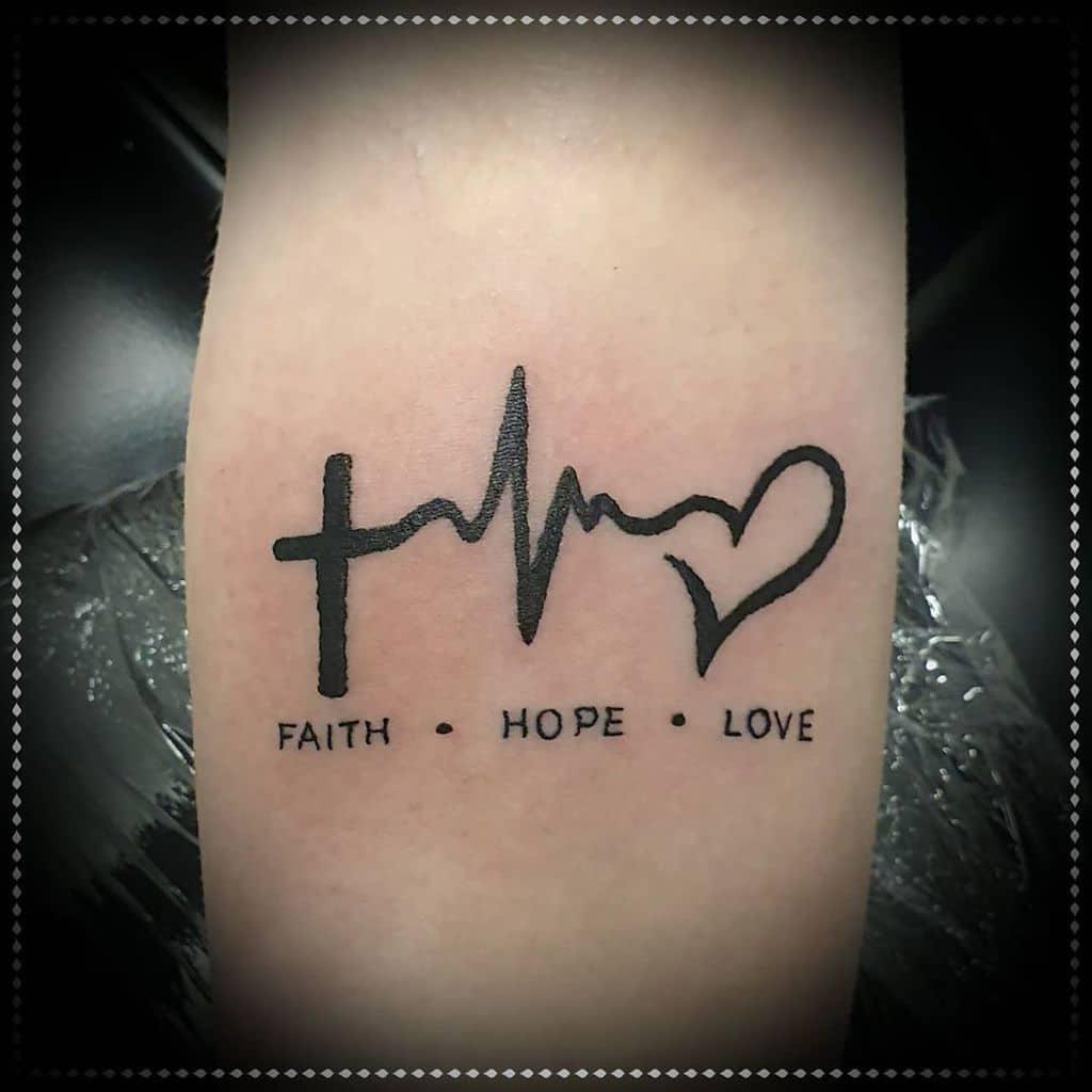 simple faith hope love tattoos painted_people_tattoos