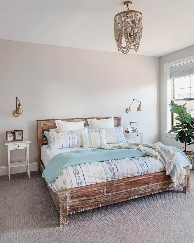 simple farmhouse bedroom ideas spacefordreaming