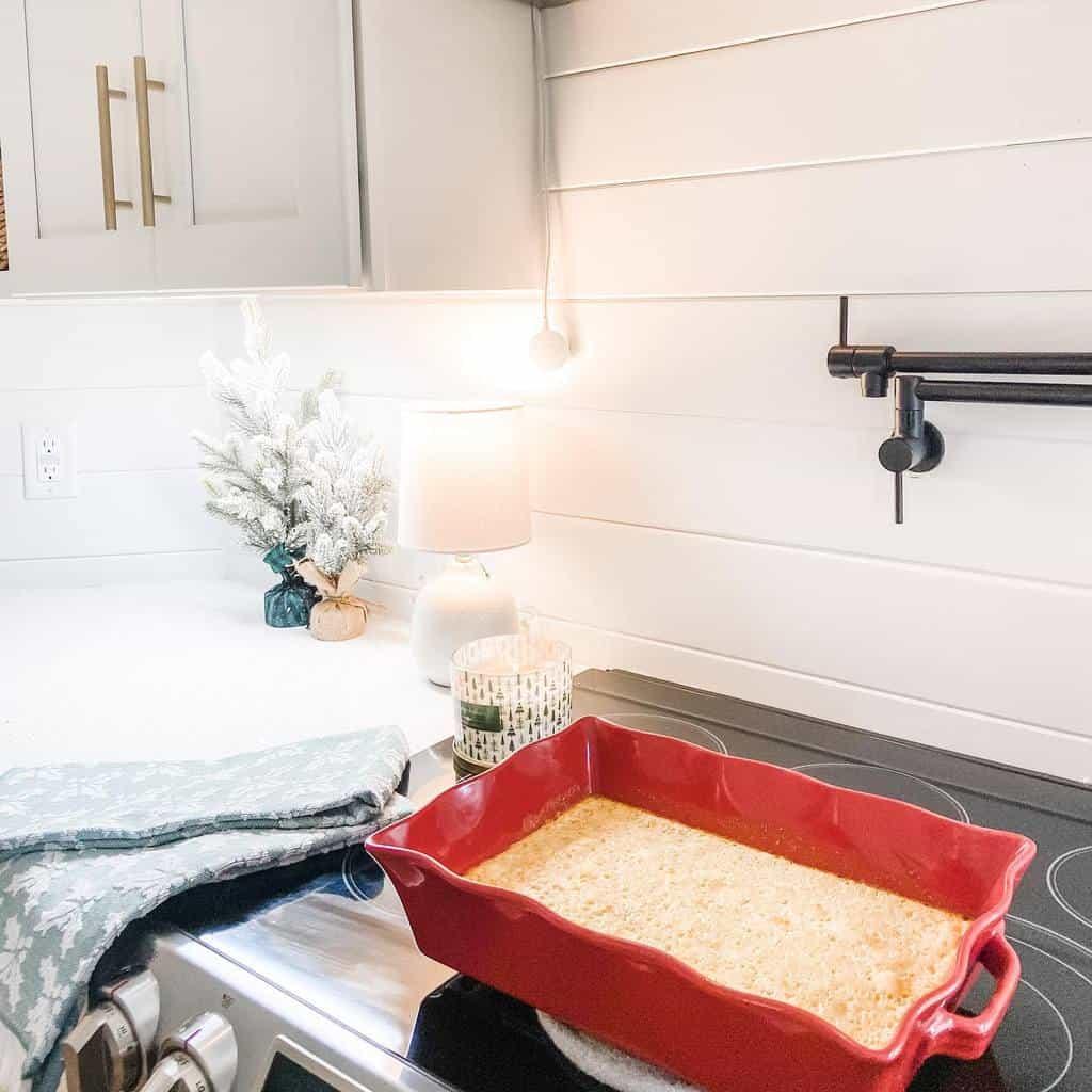 simple farmhouse kitchen ideas livingsimplybydesign